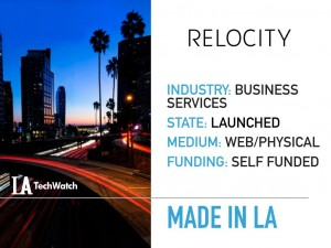 This LA Startup Makes Relocating to LA Easy