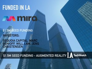This LA Startup Raised $1.5M to Make AR Affordable