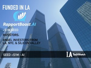RapportBoost.AI  Raises Funding To Use AI to Train Your Chat Agents