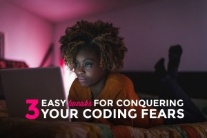 How I Conquered Anxiety and Learned to Love Coding: 3 Tweaks